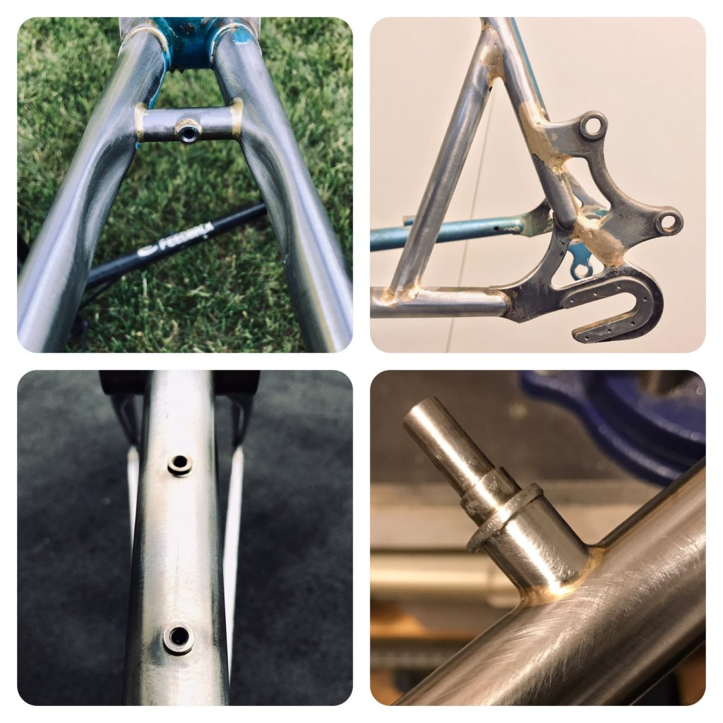 Steel Frame Repairs and Modifications